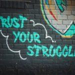 Life Struggle: Execution of Strategies