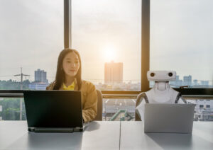 artificial intelligence taking up human employment
