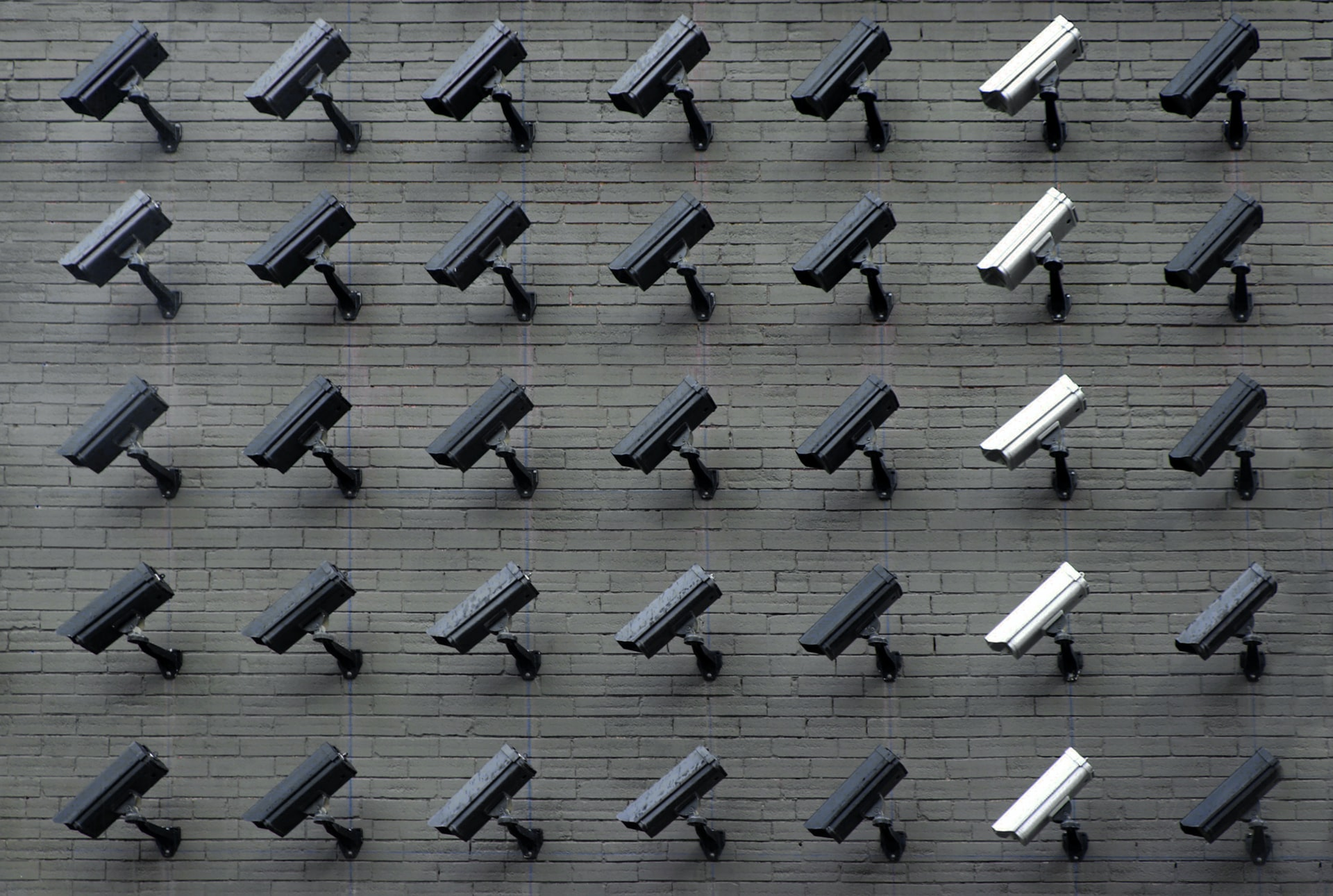 mass surveillance as a threat of AI